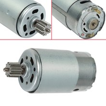 6V 18000-30000RPM Electric Motor Gear Box For Kids Ride On Bike Car Toy