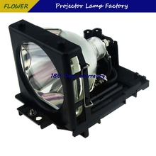 Free shipping DT00661 Replacement Projector Lamp with Housing for HITACHI HD-PJ52 PJ-TX100 PJ-TX100W 180 Days Warranty free shipping ux21511 rear replacement projection tv lamp projector light with housing for hitachi tv proyector luz lambasi
