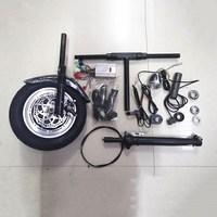 36 В 350 Вт мотор комплект Электрический Handcycle Складная коляска приложение рук цикл велосипед DIY колеса стул преобразования Наборы