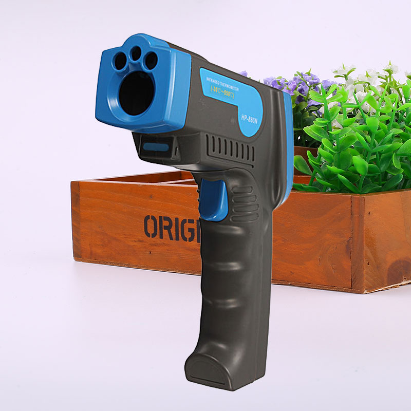 Multifunction Non Contact Infrared Thermometer For Industry Test Temperature
