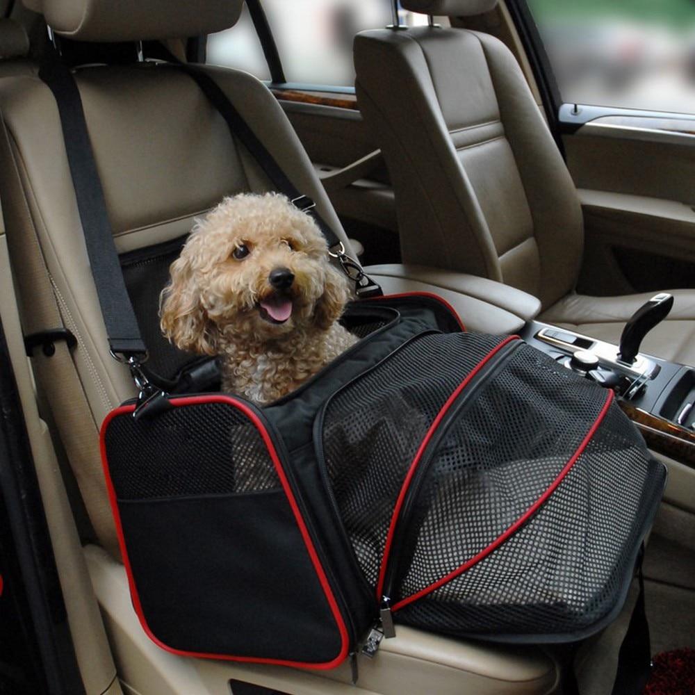 aprovado canil saco de viagem do carro