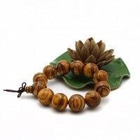 Agalloch eaglewood hout Kraal armband Aloë armband natuurlijke oude houten Oneven Phoebe hand rozenkrans man en vrouwen gratis verzending