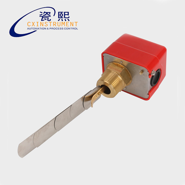 The paddle flow switch inch brass material mpa
