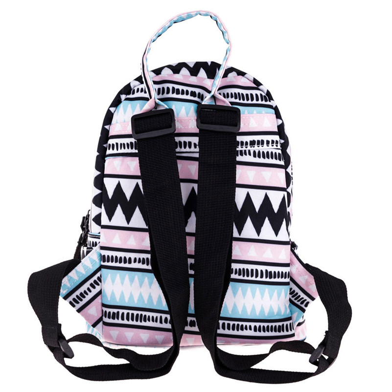 Fashion Little Girl Book Bags Child Print Rucksack Girls Backpack School Student Backpacks For Teenage Mochila Feminina In From Luggage