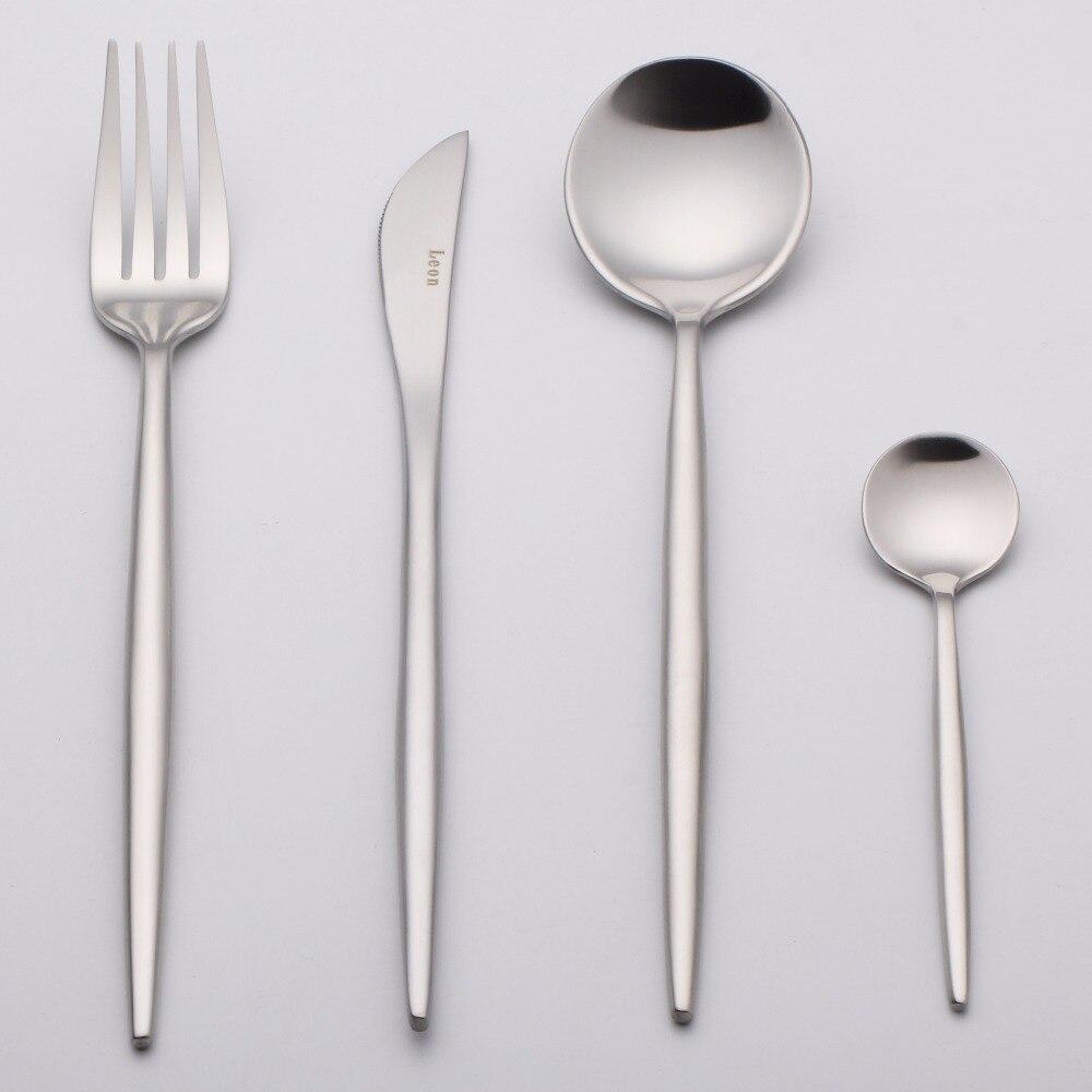Restaurant Kitchen Utensils online get cheap cutlery set stainless steel 18 10 -aliexpress