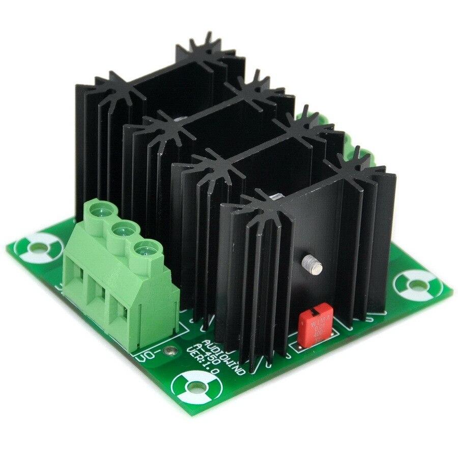 30A Bridge Rectifier Module Board, For HP Audio Amplifier, MUR3060.