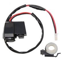 12V/5V Motorcycle Cigarette Lighter Socket USB Charger Waterproof Phone GPS