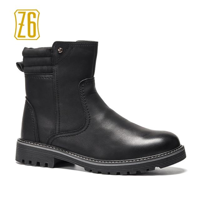 40-45 мужские зимние сапоги удобные теплые 2017 г. мужские зимние ботинки # K8522-1