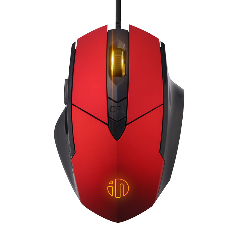 Adjustable 2400 DPI Ergonomic Optical Mouse Colorful Breathing Light Gaming Mouse For Lenovo Macbook HP Dell Asus Computer Mouse