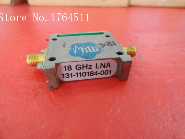 [BELLA] Supply 18GHZ SMA Amplifier 131-110184-001