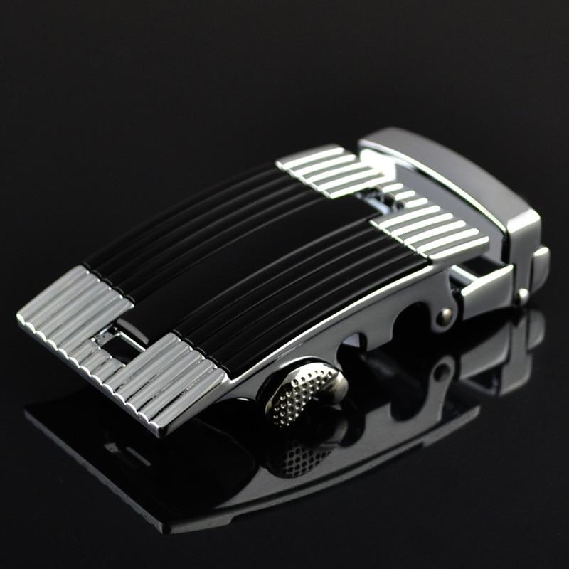 Men's Belt Head, Belt Buckle,Leisure Belt Head Business Accessories Automatic Buckle Width 3.5CM Luxury Fashion Belts LY125-0378