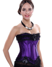 Top Zipper Side Bowknot Decorated Clubwear