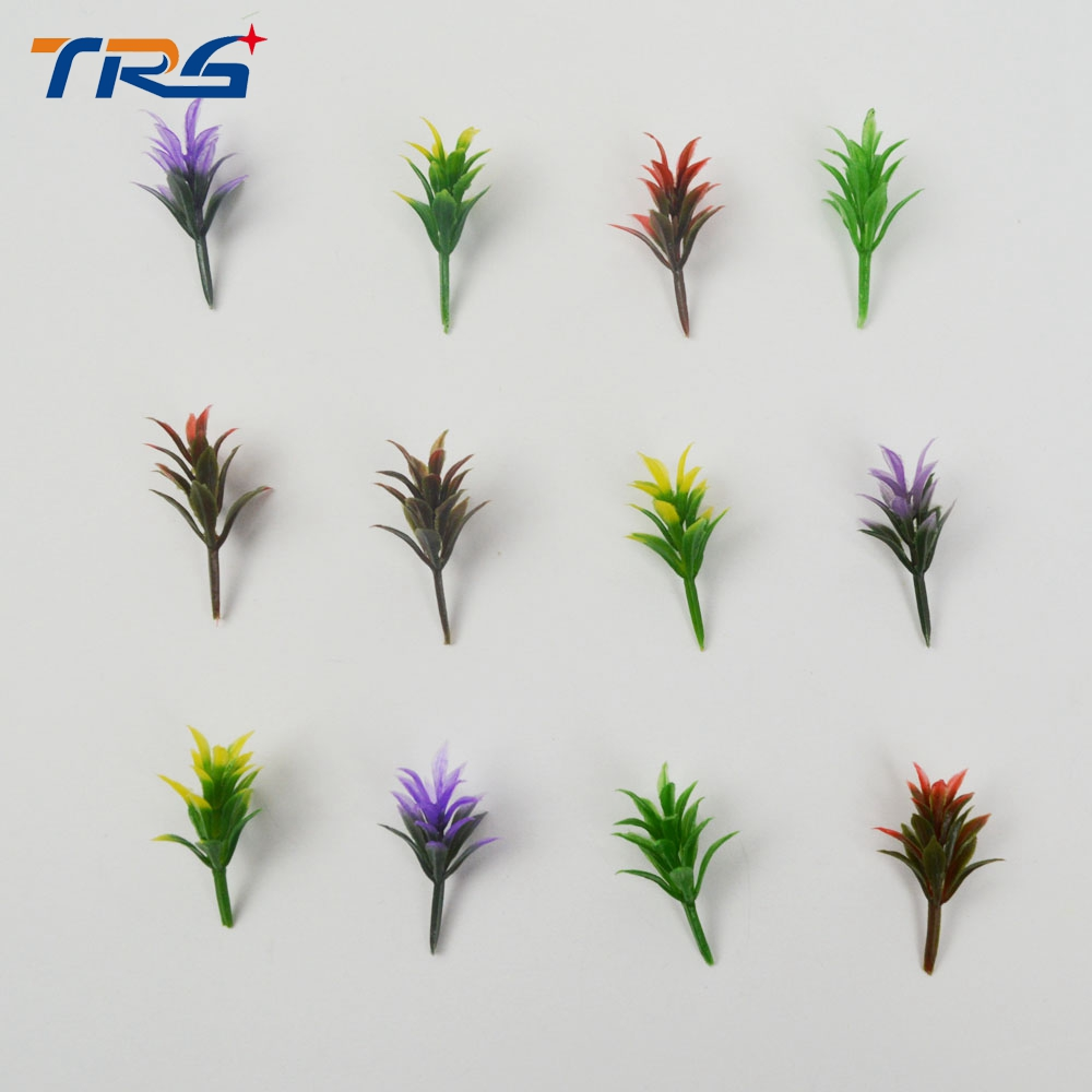 25mm hot sale artificial flowers for model trains ho scale layout plastic artificial flower in. Black Bedroom Furniture Sets. Home Design Ideas