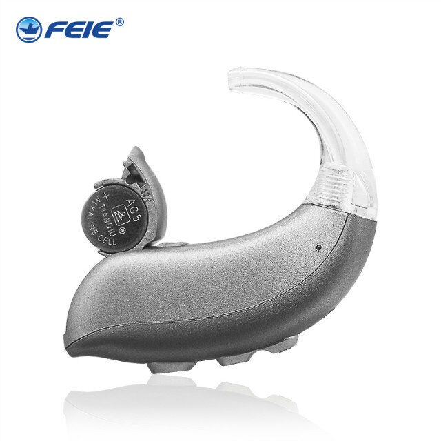 Rechargeable Hearing Aid Portable BTE Hearing Aids For Thepeople Hearing Amplifier Compared to Siemens MY-26 edu play