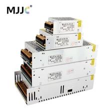 блок питания 24в 2A 3A 5A 10A 24 вольт Светодиодные ленты Питание драйвер для светодиодов видеонаблюдения 110 В 220 В чтобы DC24V трансформатор 20A 40A блок питания 24 вольта