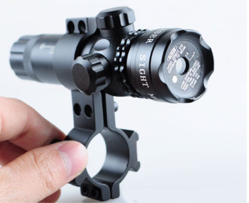 For 9-23mm Pipe Tactical Laser Aluminum Green Red Dot Laser Sight Scope for Hunting Rifles Handgun