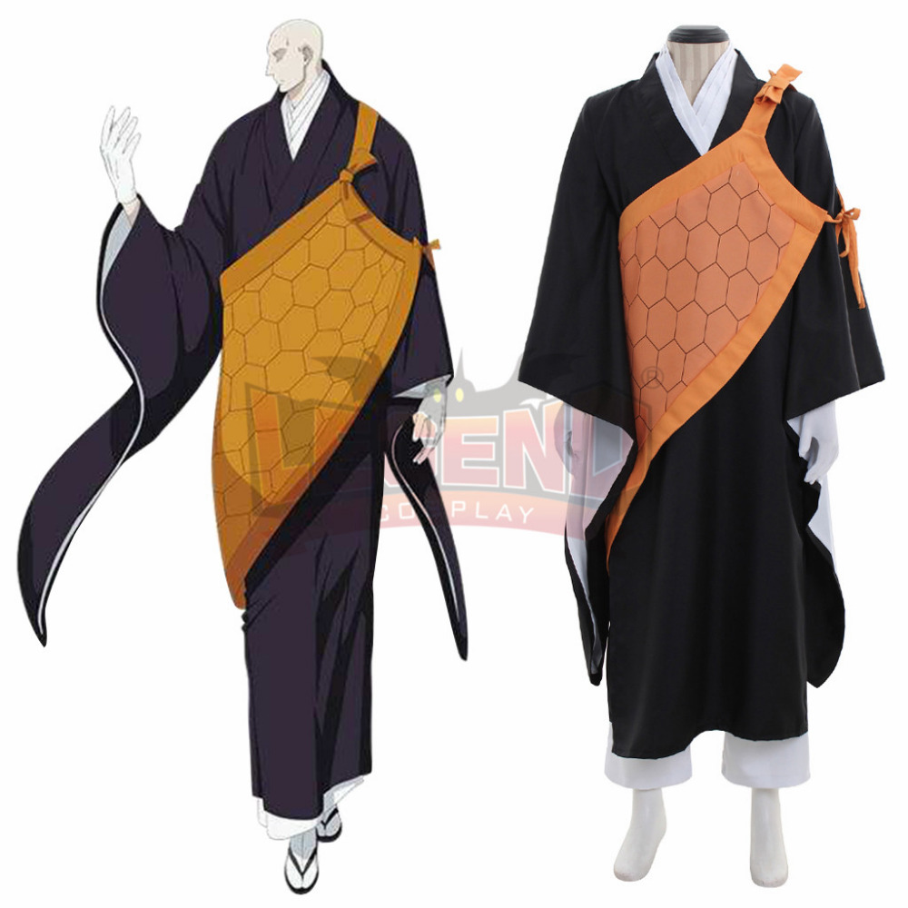 anime Land of the Lustrous Master Kongo Cosplay Costume Outfit  Adult Costume custom made
