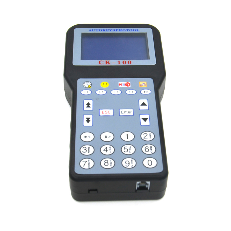 Auto Key Programmer CK100 No Tokens Limited CK-100 Key Maker V99.99 Latest Generation of SBB CK100 Support many Languages(China)