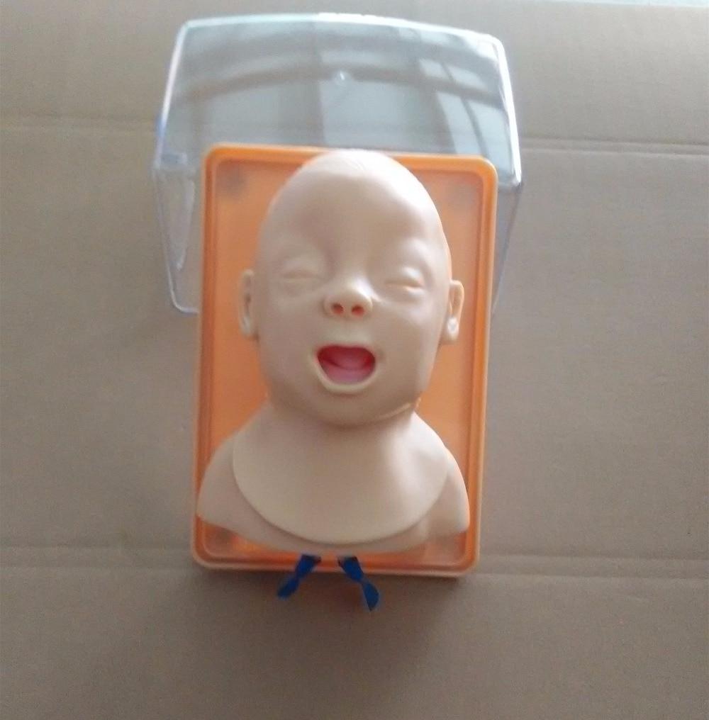 BIXJ3A Advanced Simulation Infant Airway Intubation Training Manikin G044 infant airway management model medical airway training model