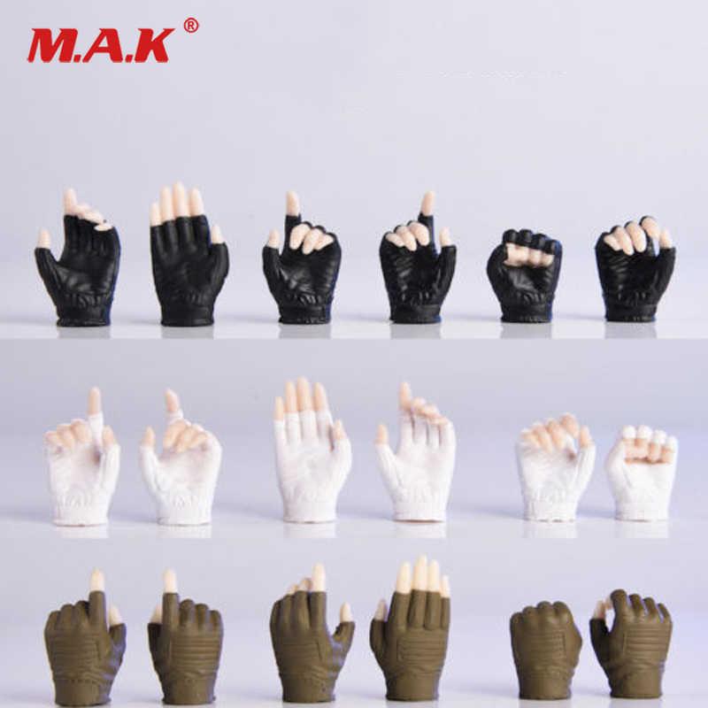 "VSTOYS 1//6 Half Glove Hands Model Fit 12/"" PH TBleague Female Figure Body Dolls"
