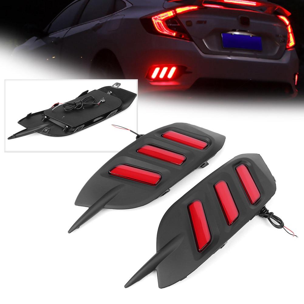 Aliexpress.com : Buy LED Rear Bumper Lamps Fog Driving