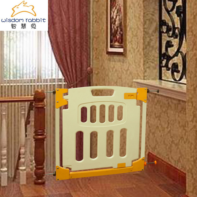 Protección de aislamiento de protección puerta para mascotas conejo niño valla barandilla de la escalera