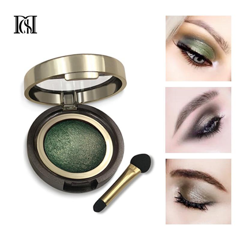 D.S.M Brand New Mineralize Eye Shadow Waterproof Long-lasting Cosmetic Eyes Perfect Shades Luminous Pigment Makeup Eyeshadow