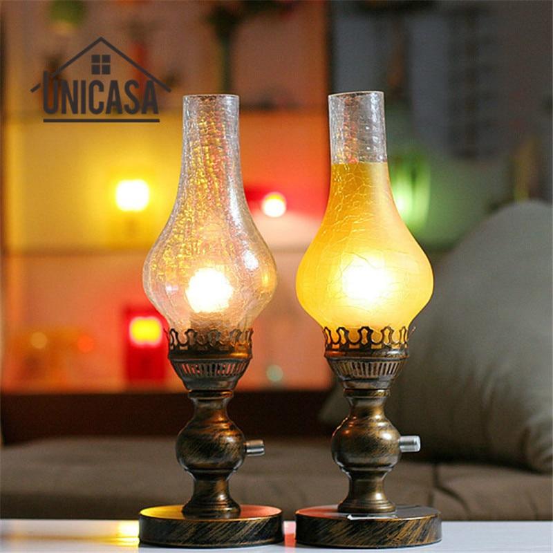 Adjustable Table Lights Bedside Desktop Lamp Bedroom LED Lamps Office Decoration Light Libraly Porch Chandelier Lighting