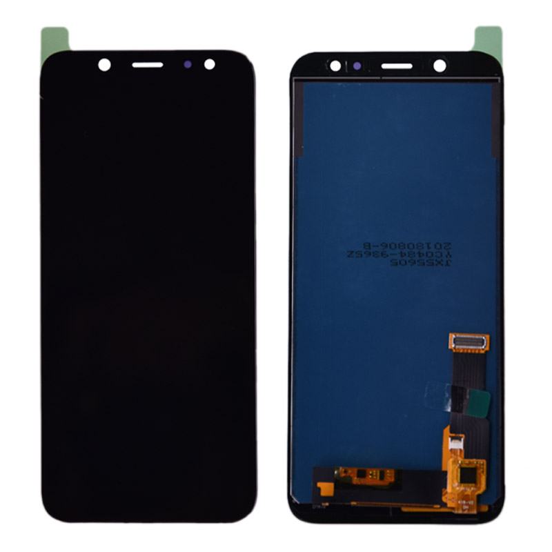 5.6 For SAMSUNG Galaxy A6 2018 LCD Display Touch Screen Digitizer Assembly Replacement part For SAMSUNG A6 A600F A600FN LCD5.6 For SAMSUNG Galaxy A6 2018 LCD Display Touch Screen Digitizer Assembly Replacement part For SAMSUNG A6 A600F A600FN LCD