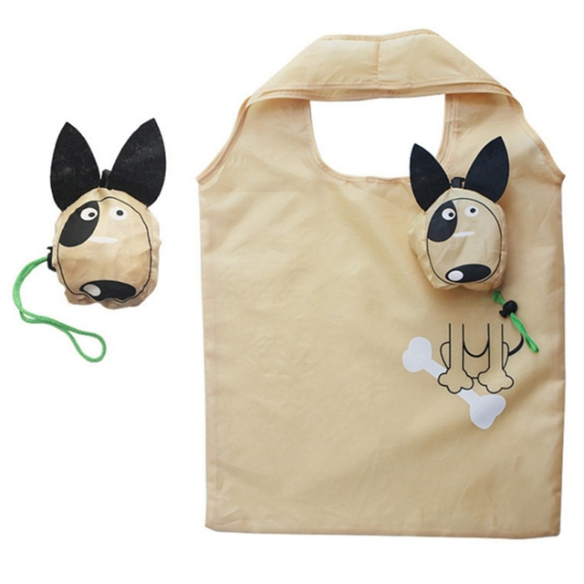 brixini.com - Cartoon Puppy Waterproof Polyester Bag