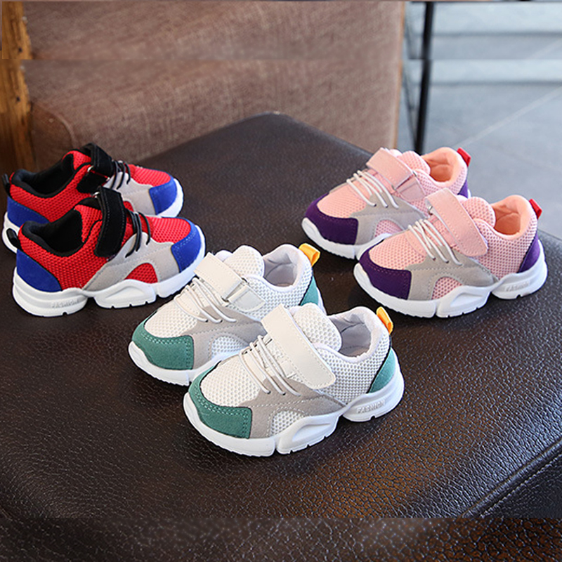 IENENS Infant Students Newborn Child Kids Baby Shoes Girls Boys Boy Girl Children Shoes Running Sports Sneakers Run Shoes