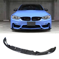 F82 M4 Car-Styling Carbon Fiber Body Kit Front Bumper Lip for BMW F82 M4 2014-2016