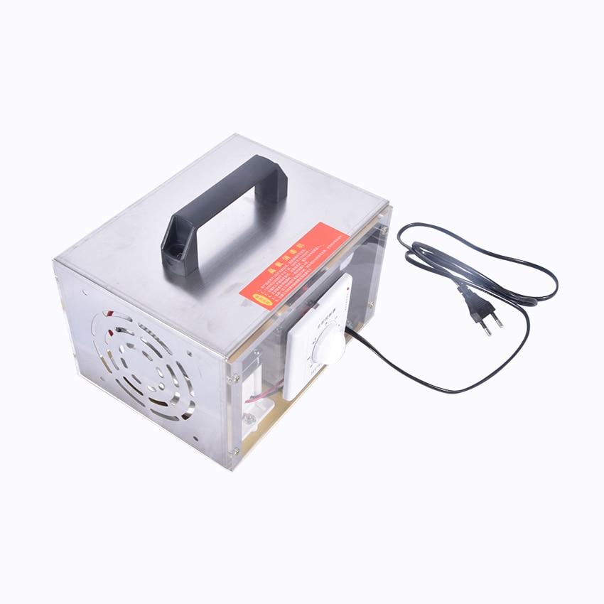 все цены на NEW Ozone disinfection sterilizer 220V/110V Air Purifiers Ozone Generator 20g/h Ozonator Portable Ozonizer (With Timing Switch) онлайн