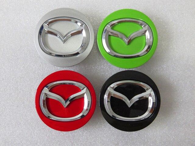 Para Mazda CX-5 Mazda 5 ATENZA Axela Mazda galopa Mazda s Tampa do cubo Centro da roda Cap