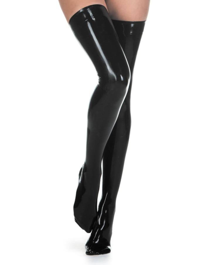 Rubber pantyhose