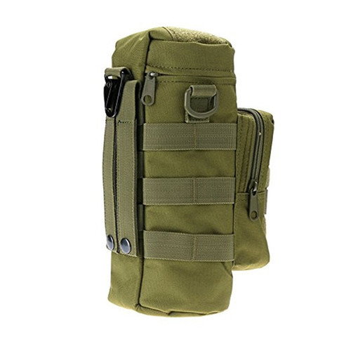 Outdoors Molle Water Bottle Pouch Tactical Gear Kettle Waist Shoulder Bag for Army Fans Climbing Camping Hiking Bags #2A23 FN FNFN Islamabad