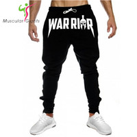 New Sweatpants Men S Solid Workout Bodybuilding Clothing Casual GYMS Fitness Sweatpants Joggers Pants Skinny Trousers