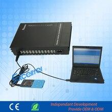 Soho Hybrid Key telephone PABX system MK308 with PC management software
