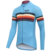 Stolen Goat Cycling Jersey Shirts For Men Maillot Ciclismo Ropa Long Sleeve  Autumn Winter Thermal 17bff9c88