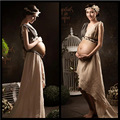 2016 summer style Maternity Dresses Maternity Photography Props dress sexy Fancy Pregnancy Pregnant photography props