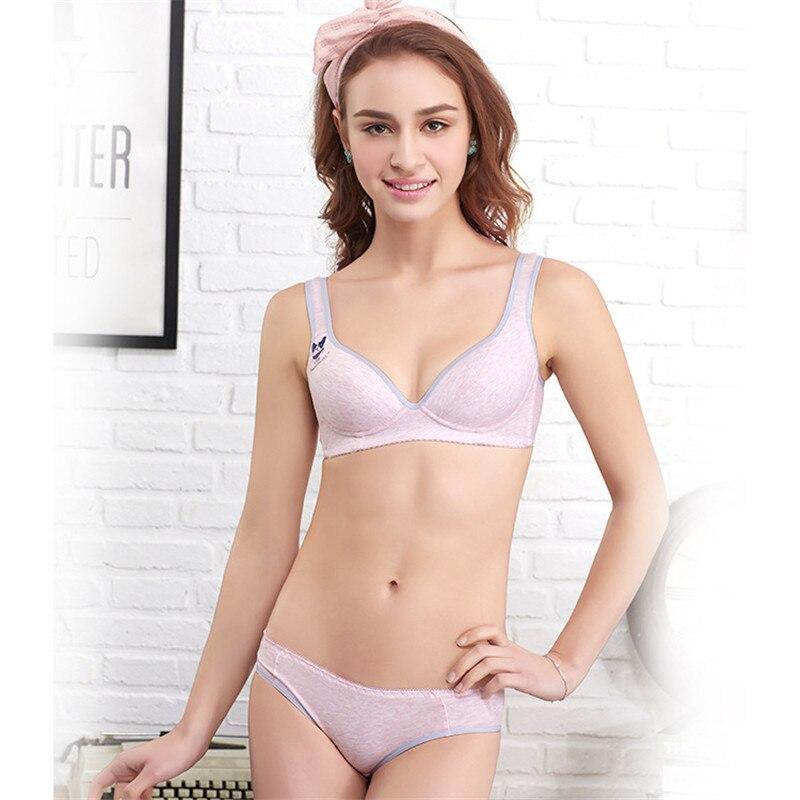 Solved. Junior girl underwear model bra panties