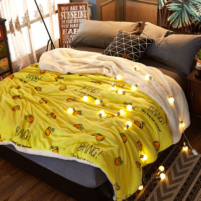 Bedsure Super Soft Faux Fur Blanket Warm Pv Fleece Blankets
