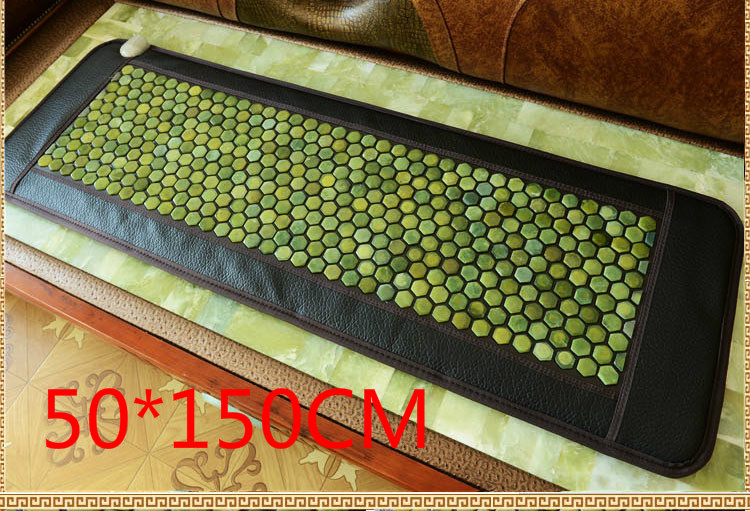 2015 Electric Heating Massage Mattress jade Stone Mattress beauty Mattress Therapy spa,Tourmaline Mat For Sale 0.5X1.5M 2016 electric heating massage jade stone mattress korean mattress wholesaler 1 2x1 9m