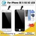 1 個 100% AAAA Iphone 5 4S 5 SE 5C スクリーン Lcd タッチモジュール 5 S 、 SE 画面交換