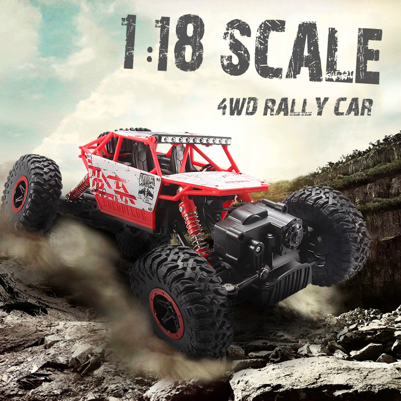 Hot RC Car 2.4G 4CH 4WD Rock Crawlers 4x4 Driving Car Double Motors Drive Bigfoot Cars Remote Control Model Off-Road Vehicle Toy high speed rc car 4wd 4x4 double motors radio controlled cars toys machine on the remote control car model off road vehicle toy