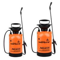 Garden Sprayer Air Pressure Type with Shoulder Strap for Agricultural Gardening Tool Use Garden Pressure Sprayer 3L 5L