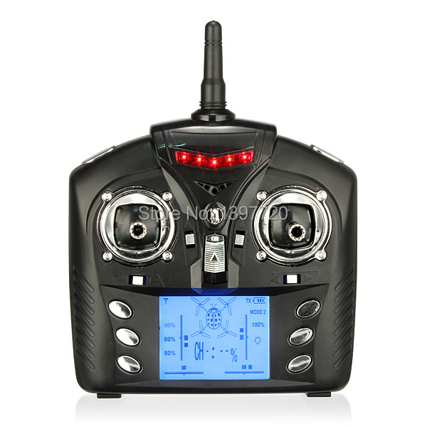 Wltoys V272 V292 V212 V252 V202 V222 V262 V282 JJRC 1000A 1000B RC Remote Control Quadcopter Spare Part WL-R5 6G Transmitter - Somemart store
