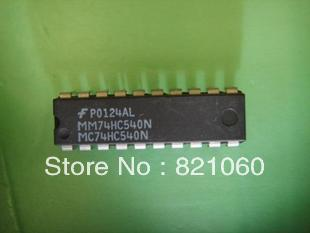 74HC540 74HC540N DIP интегральная схема X 10 шт./лот