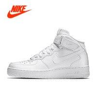 Originele Nieuwe Collectie Officiële Nike Air Force 1 AF1 Ademend mannen Skateboard Schoenen Sport Sneakers