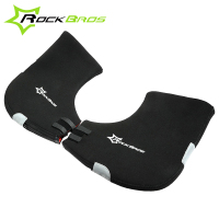 RockBros Winter Warm Windproof Cycling Gloves Waterproof Mountain Road Bike Handlebar Gloves Thermal Mtb Bicycle Long Gloves